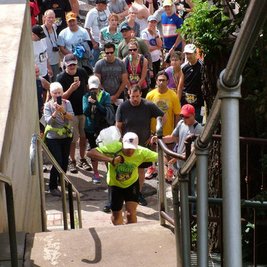 Bisbee 1000 The Great Stair Climb & Craft Beer Festival