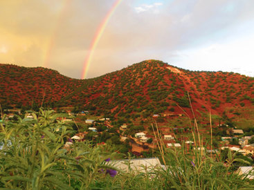 Frommer's names Bisbee as one of the Best Places to Go in 2018!