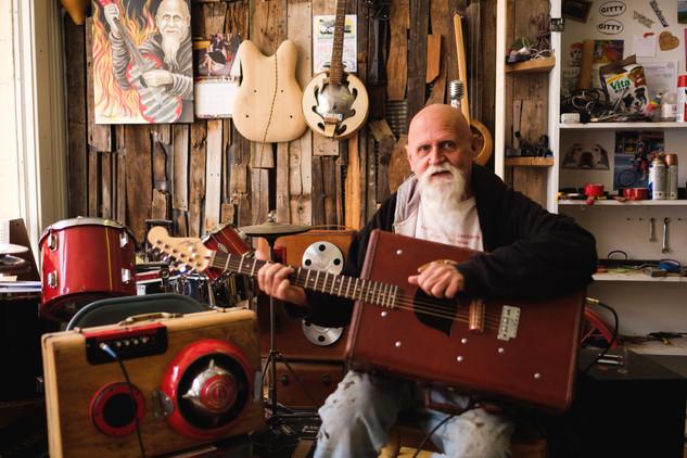 Keith Kifer, the Blues Wizard