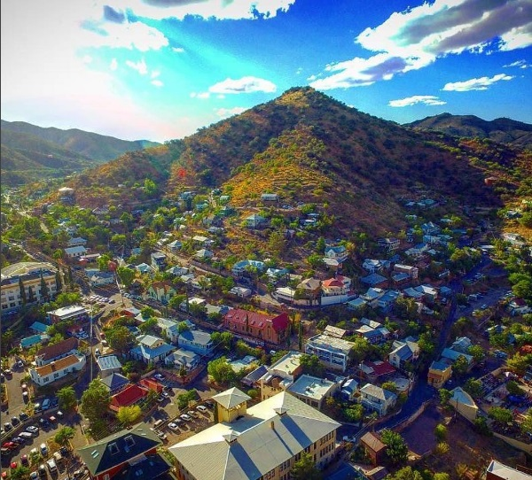 bisbee drone