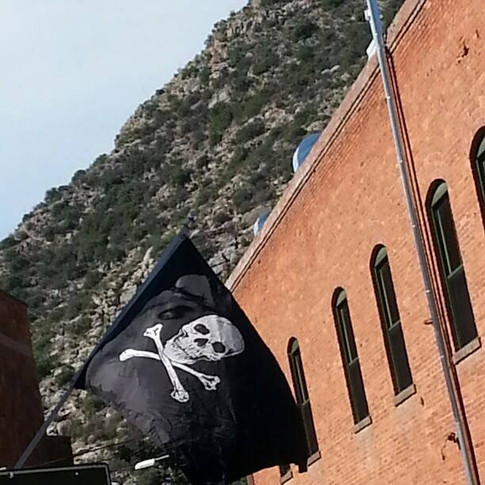 Bisbee Pirates of the High Desert
