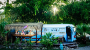 Glamping, Airstreams, yurts and a caboose: How to reserve the coolest lodgings in Arizona