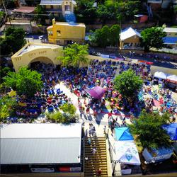 City Park - Bisbee Blues Festival