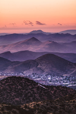 Bisbee Mountains