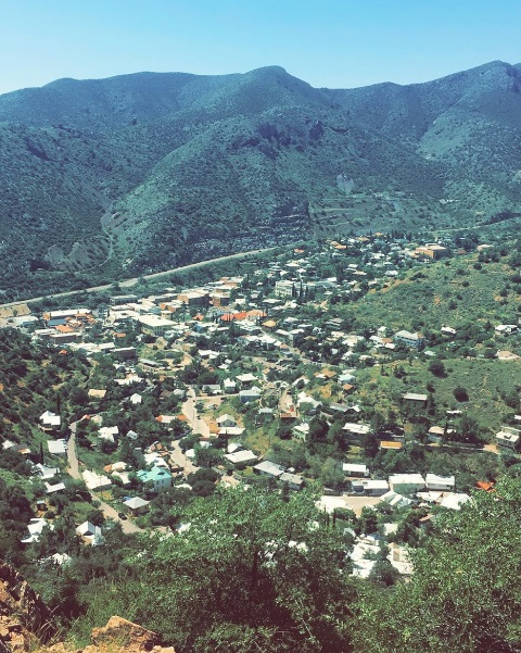 Bisbee Over View