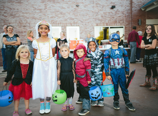 Dress Up and Get Weird with Halloween in Bisbee