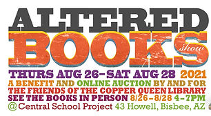 Altered Book Show