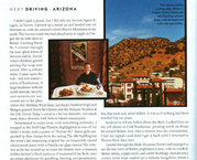 Travel + Leisure: October 2002 The Not So Old West