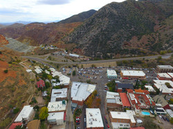 Old Bisbee and The Pit