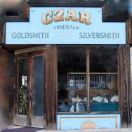 Andrew Laws Jeweler at Czar Minerals