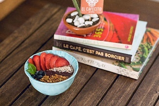Punta Mita Coffee Shop | El Cafecito de Mita | Breakfast Brunch Fruit Bowls
