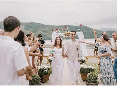 Lista de Casamento e Convidados