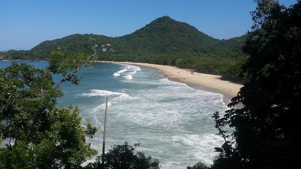 Praia do Félix, Ubatuba-SP