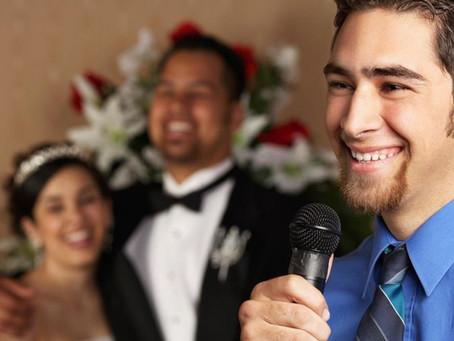 Texto para cerimônia de casamento