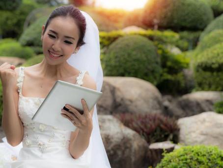 Assessora de casamento online