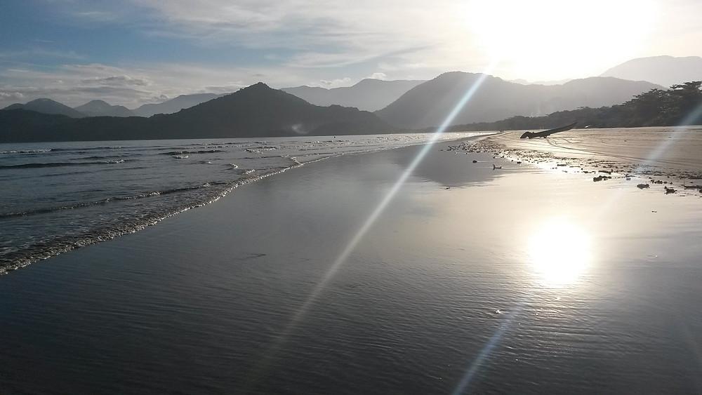 Praia Ubatumirim, Ubatuba-SP