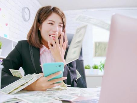 Algumas formas de trabalho em casa pela internet