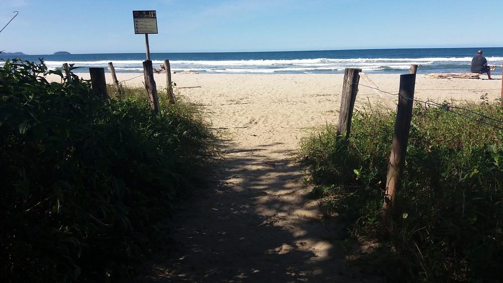 Praia de Itamambuca, Ubatuba-SP