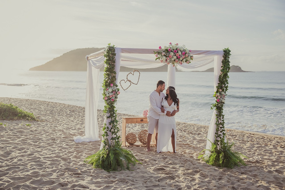 Destination Wedding Ubatuba