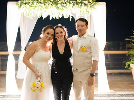 A vida de uma assessora de Casamentos