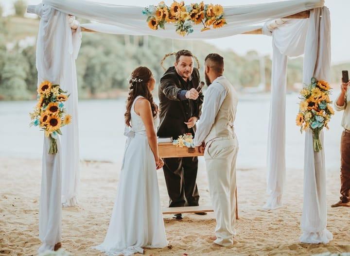texto para cerimonia de casamento