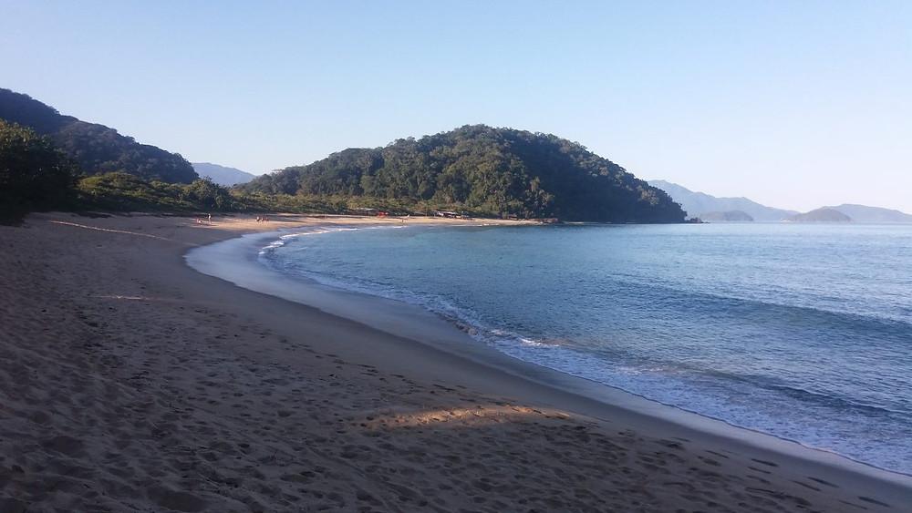 Praia do Prumirim, Ubatuba-SP