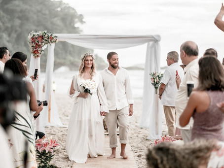 Destination Wedding Ubatuba