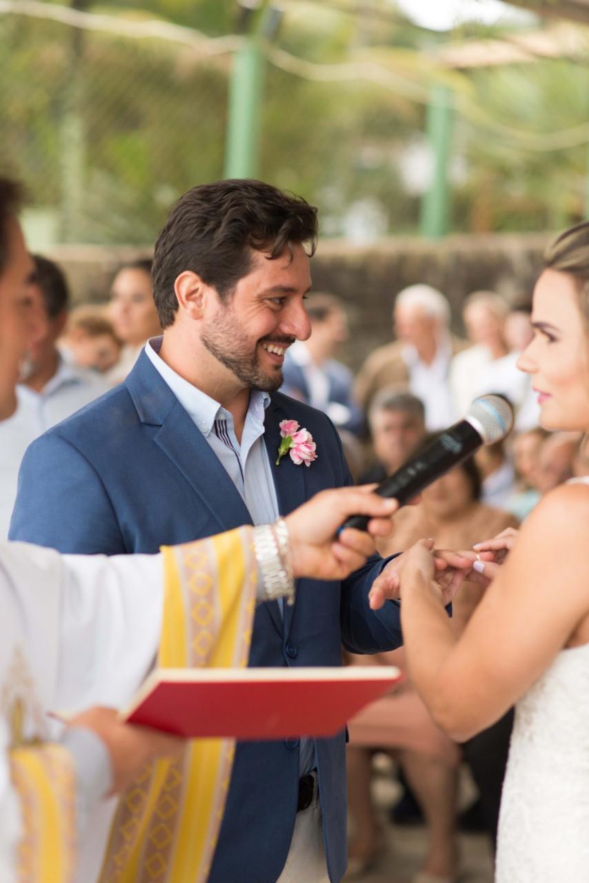 casamento catolico na praia em ubatuba