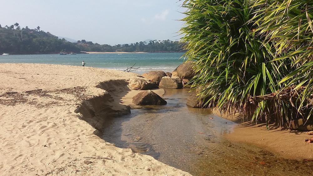 Praia do Perequê Mirim, Ubatuba-SP