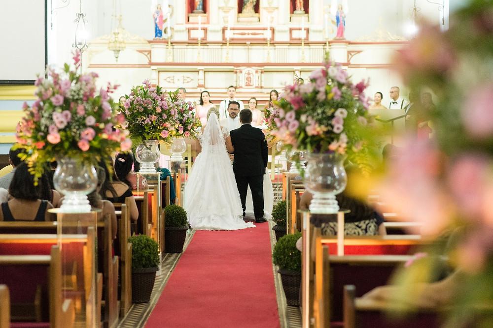 estilo de casamento religioso