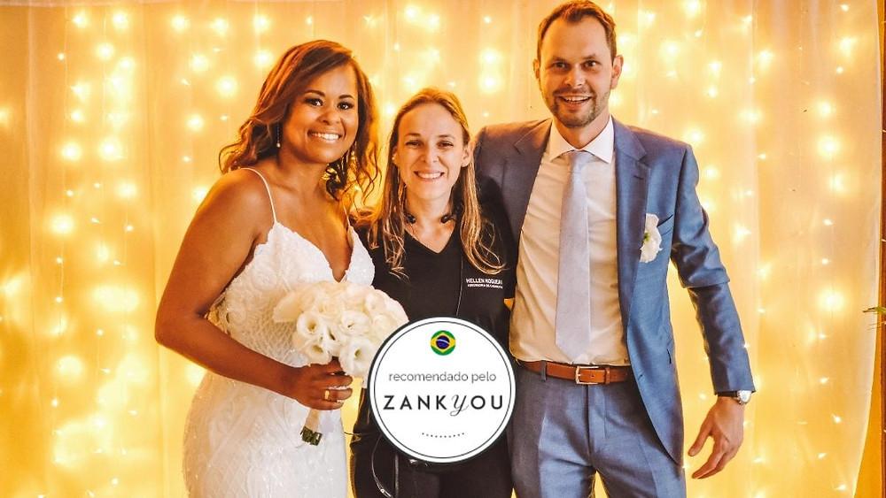 Assessora de casamento recomendada por zankyou