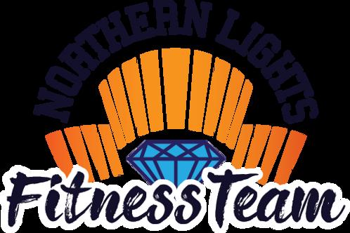 Fitness Team brodeerattu logo