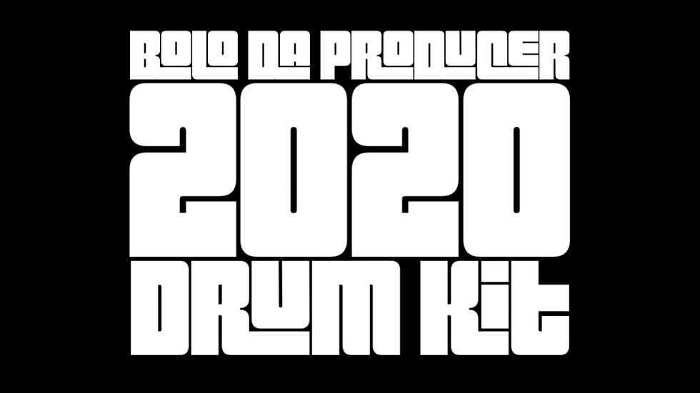 Bolo Da Producer 2020 Kit
