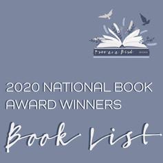 2020 National Book Award Winners Book List