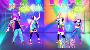 Bios y Zoe en Just Dance, el juego que no se abandona