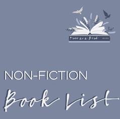 Non-Fiction Book List