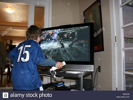 Cuando la pantalla no es un juego