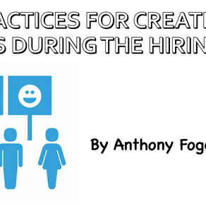 11 BEST PRACTICES FOR CREATING BRAND ADVOCATES DURING THE HIRING PROCESS