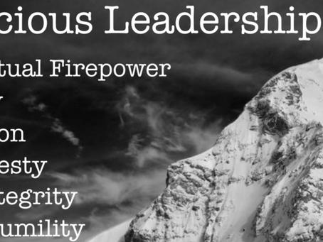 CONSCIOUS LEADERSHIP BLOG BY TRAVIS THOMAS