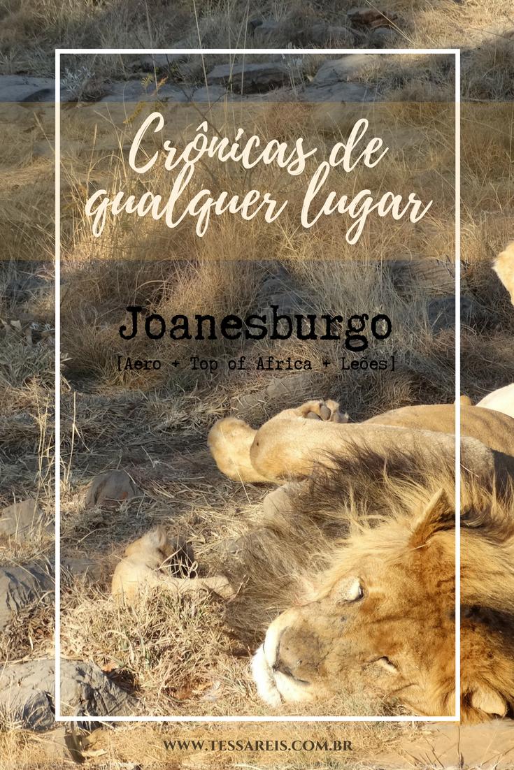 Joanesburgo | Tessa Reis