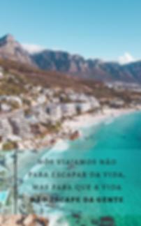 Crônicas de Viagem | Tessa Reis