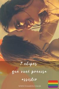 7 Clipes para Inspirar | Tessa Reis