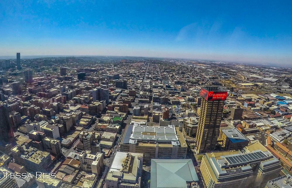 Top of Africa - Joanesburgo