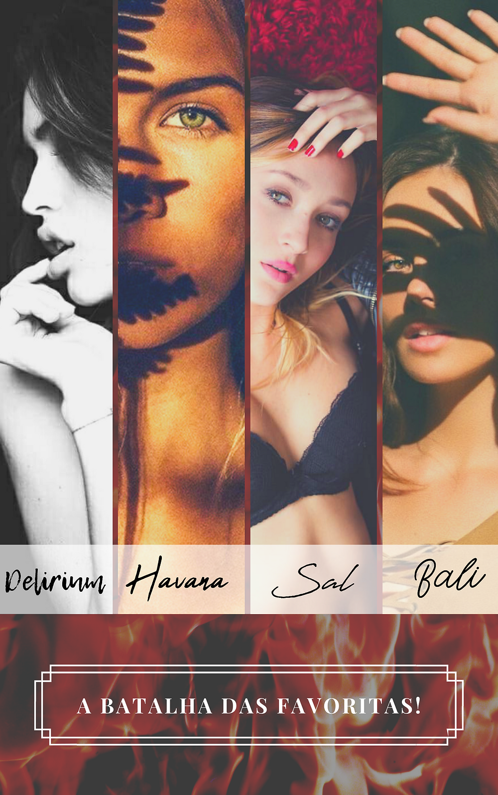Batalha das Favoritas | Tessa Reis