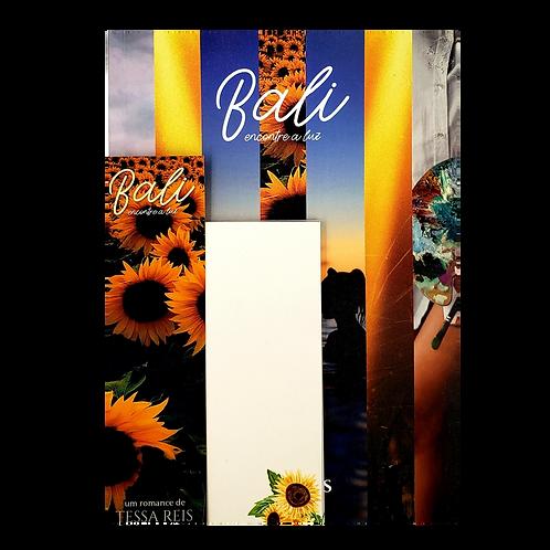 Kit Bali | Livro Físico + Bloco de Notas + Marcador