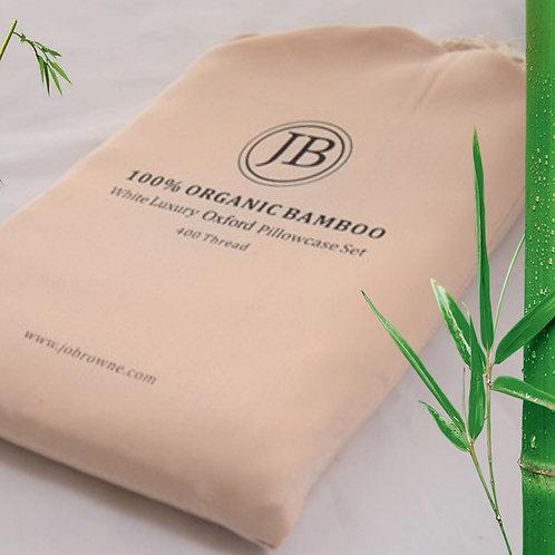 Jo Browne Bamboo Pillowcases x 2