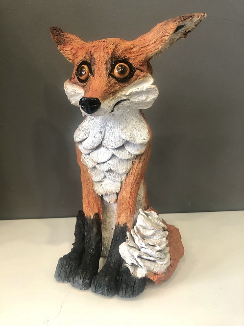 Leona Devine Large Fox