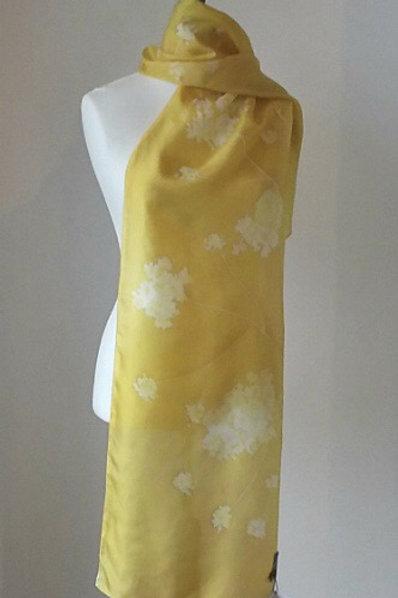 KoKo Design Silk Scarf
