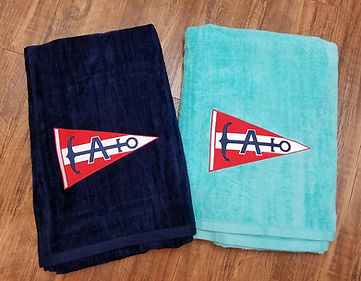 allatoona yacht club towels.jpg
