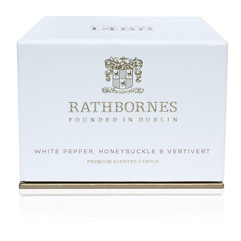 Rathbornes Beyond the Pale: White Pepper, Honeysuckle & Vertivert